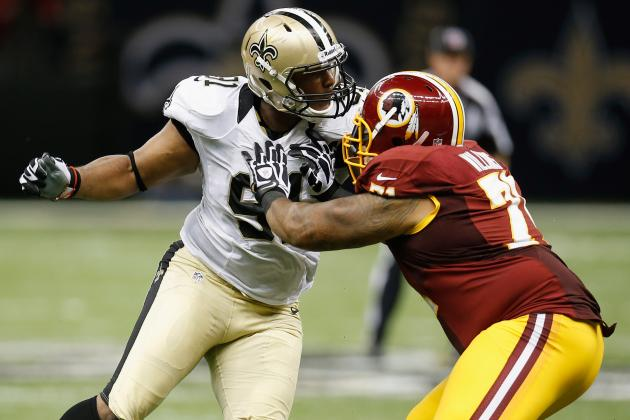 Washington Redskins: Much-Maligned Offensive Line Deserves Game Ball After Win