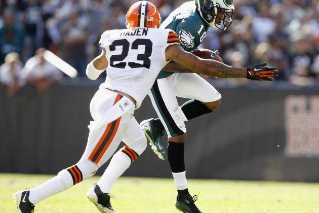 Browns vs. Eagles: Cleveland's Offense Needs Help, but Defense Is the Real Deal