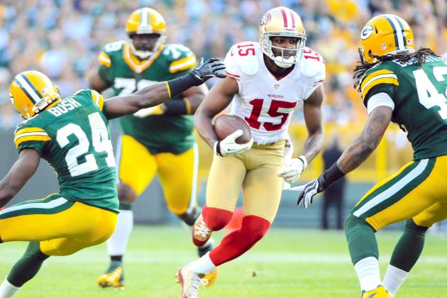 San Francisco 49ers vs. Green Bay Packers: Live Blog, Highlights & Analysis