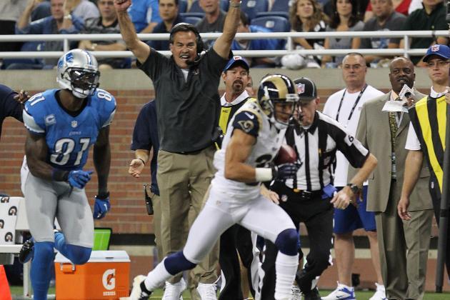 St. Louis Rams: