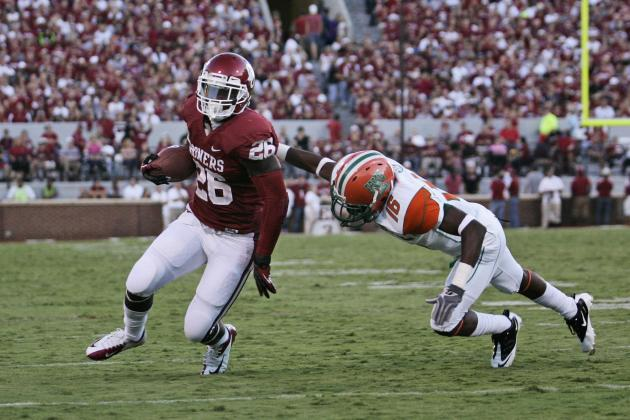 Oklahoma Football: Damien Williams Comes Up Big in Home Opener