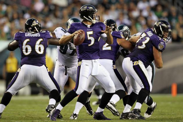 Baltimore Ravens: Game Against the Eagles Just Got Much Easier