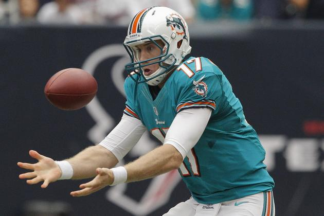 Dolphins vs. Texans: What Does Ryan Tannehill's Performance Mean Going Forward?