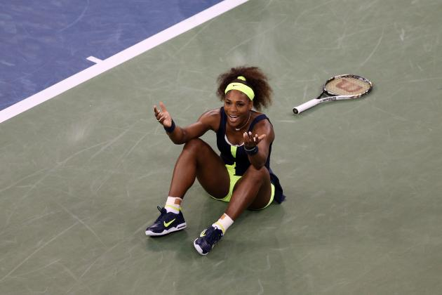 U.S. Open 2012 Scores: Analysis of Serena Williams vs. Victoria Azarenka