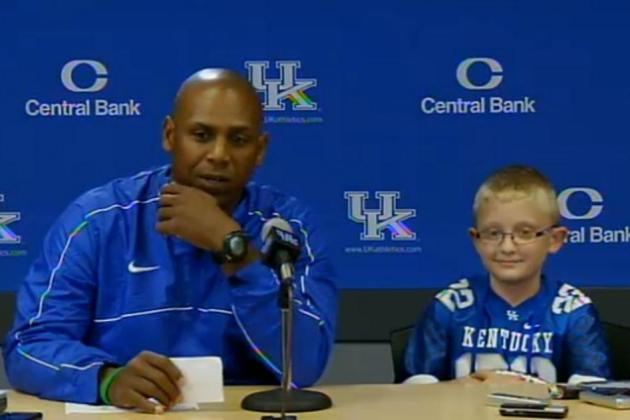 Kentucky Football: Coaches, Players React to Blowout Win over Kent State