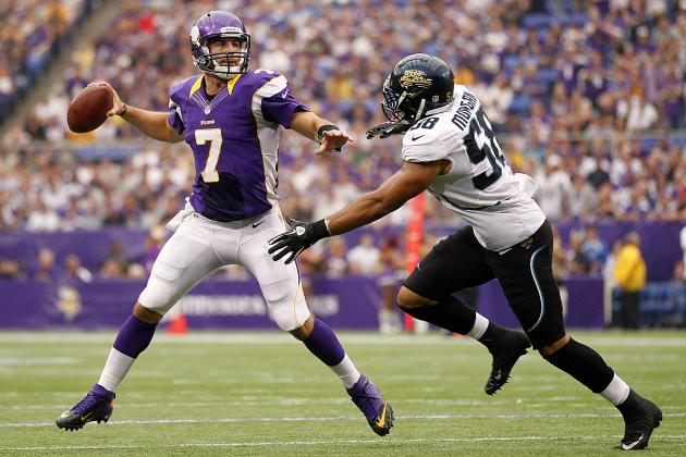Minnesota Vikings: Comeback Win over Jaguars Could Provide a Spark