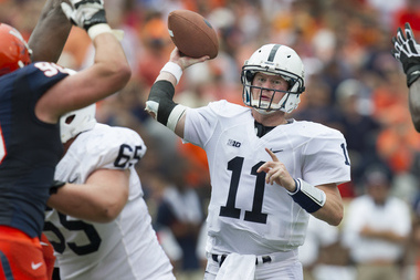 Penn State Football: Grading All 22 Starters from the Virginia Game