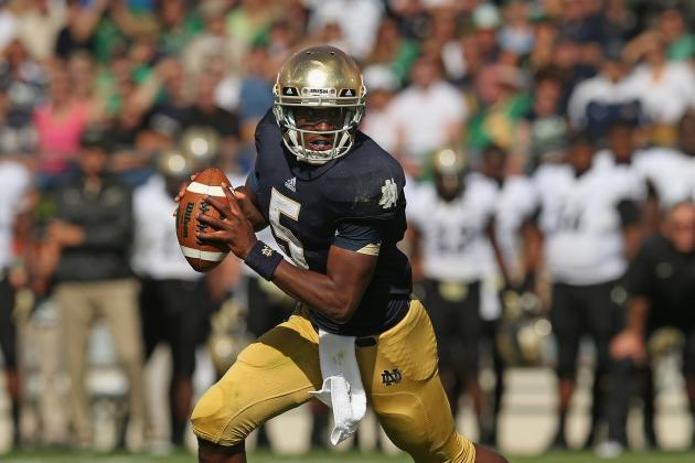 Notre Dame Football: What We Really Learned from the Purdue Game