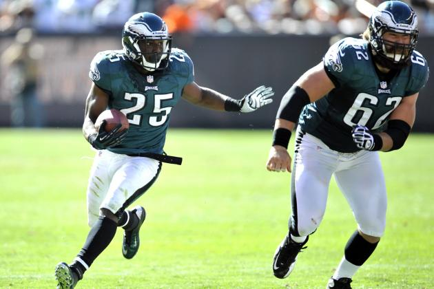 Philadelphia Eagles: Andy Reid Needs to Realize LeSean McCoy Is on the Team