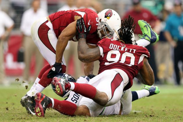 Seattle Seahawks: OL Couldn't Handle the Pressure as Arizona Drops Seattle 20-16