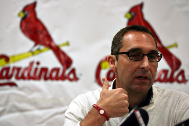 St. Louis Cardinals: GM John Mozeliak on the State of the Cardinals