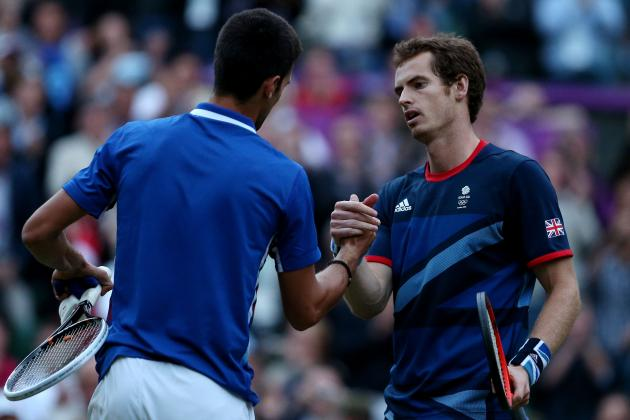 US Open 2012 Schedule: Djokovic vs. Murray Men's Final Start Time and TV Info