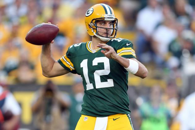 49ers vs. Packers: Full Week 1 Report Card for Green Bay QB Aaron Rodgers