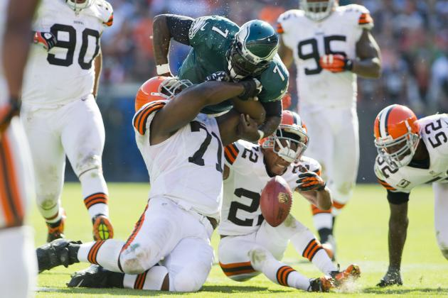 Philadelphia Eagles' Week 1 Highs and Lows