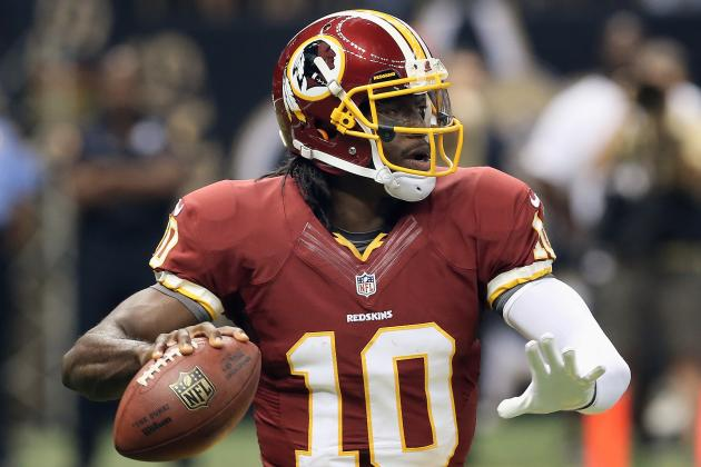 Washington Redskins: Robert Griffin to Garcon Proving to Be Lethal Combination