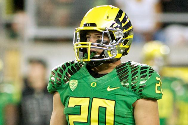 Oregon All-American S John Boyett Expected to Miss Rest of Season with Injury