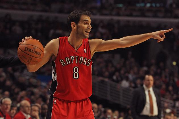 New Orleans Hornets Could Be a Contender If They Snag Jose Calderon