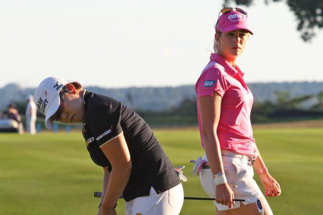 LPGA: Paula Creamer and Jiyai Shin Will Continue the Kingsmill Playoff on Monday