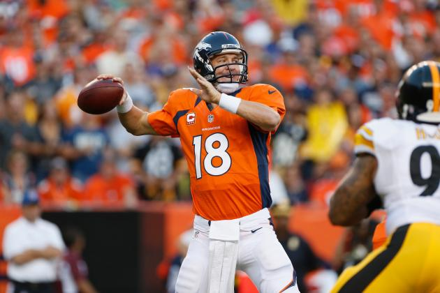 Denver Broncos' Week 1 Win over Pittsburgh Steelers Proves They Are Contenders