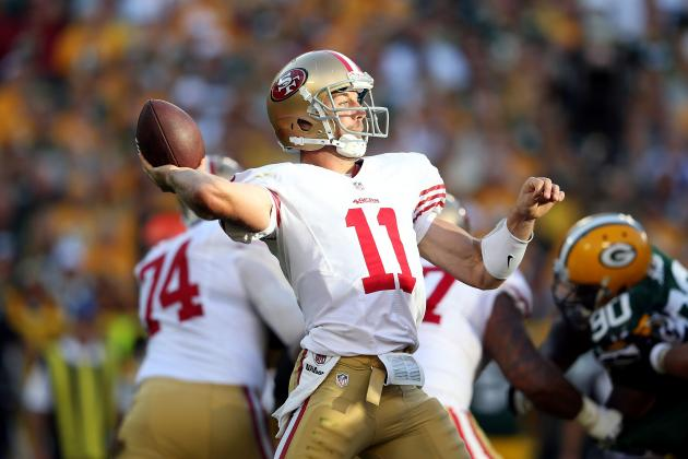 San Francisco's Win over Green Bay Makes the 49ers the Early Super Bowl Favorite