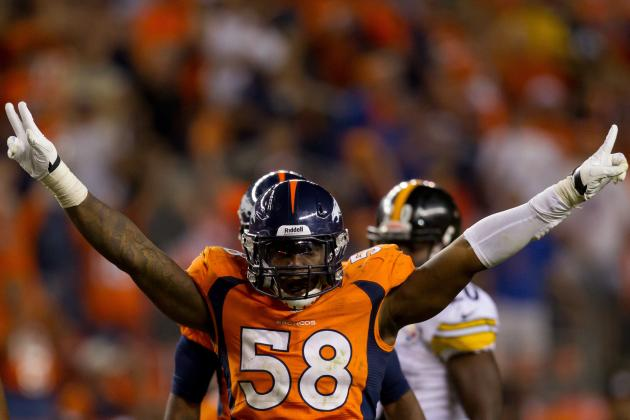 Denver Broncos: Heroes and Zeros vs Pittsburgh Steelers