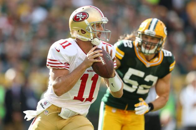 Alex Smith's Arm and David Akers' Leg Propel San Francisco 49ers to Victory