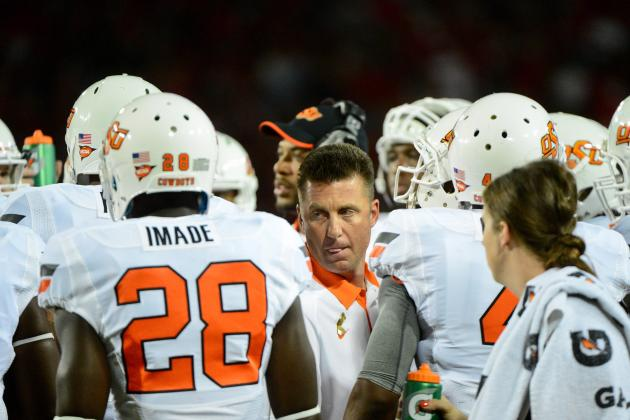 Oklahoma State Football: Welcome Back to Reality, Cowboys