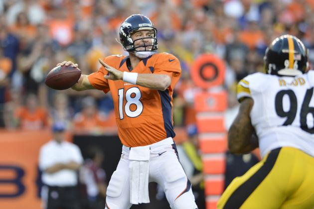 Peyton Manning Triumphantly Returns, Leads Denver to 31-19 Win