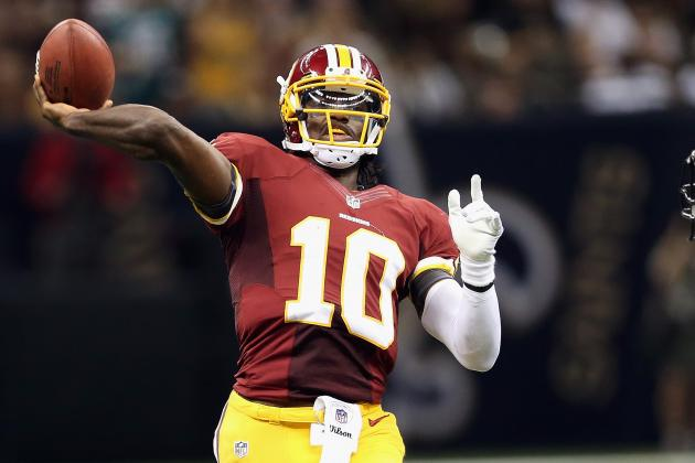 Robert Griffin III and Andrew Luck Deliver in Week 1