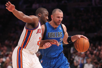 Comparing Raymond Felton and Jason Kidd's PG Skills to Determine Who Must Start