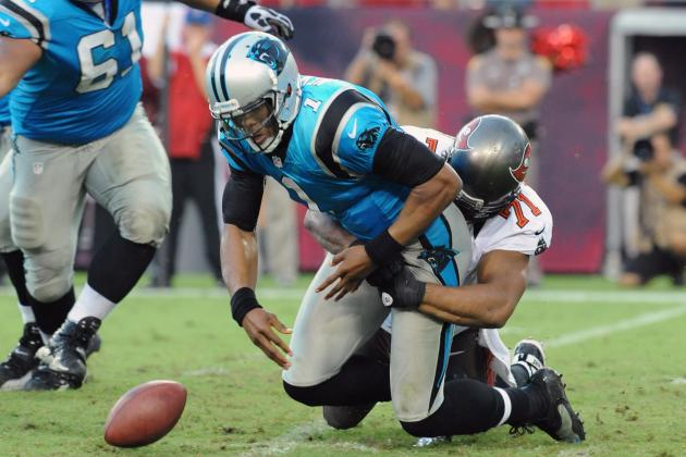 Panthers vs Buccaneers: Carolina's Rough Start May Lead to an 0-8 Record