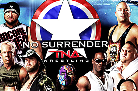 TNA No Surrender: Story and Wrestling Combine for Great Pay-Per-View
