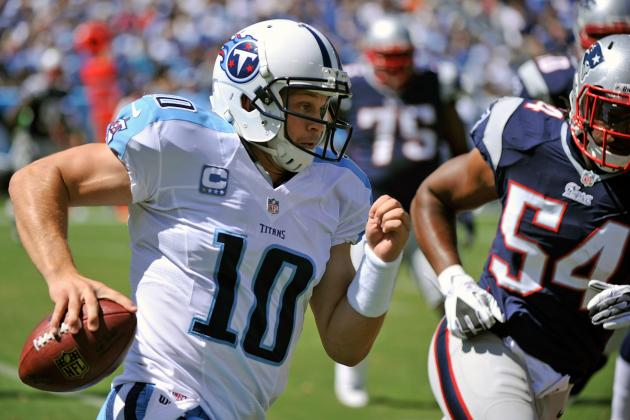 Jake Locker Injury: Latest Updates on Titans QB's Week 2 Status & Fantasy Value