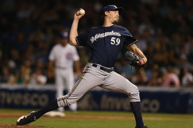 Milwaukee Brewers: Will John Axford Be the Brewers' Closer in 2013?