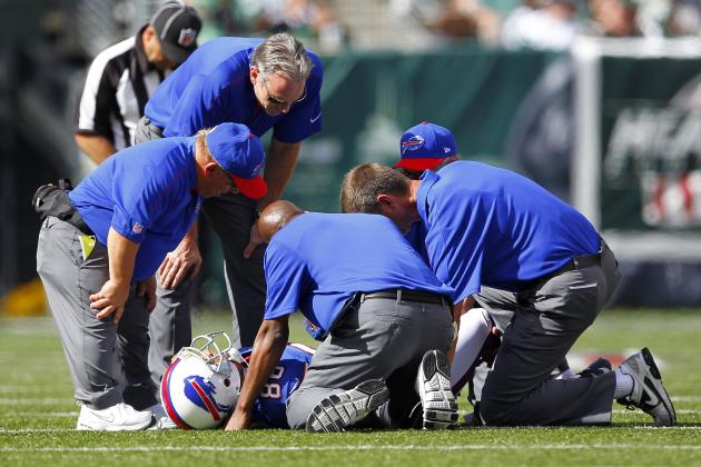 Buffalo Bills WR David Nelson's Injury Could Be Serious and More AFC East News