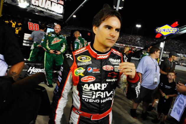 NASCAR Chase Preview: Jeff Gordon