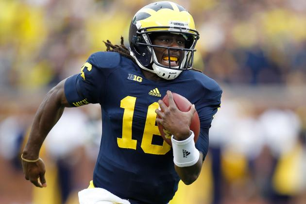 Michigan Football: Wolverines Who Must Step Up in Week 3 vs. Massachusetts
