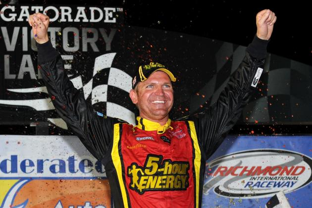 NASCAR: Is Clint Bowyer a Serious Championship Contender After Winning Richmond?