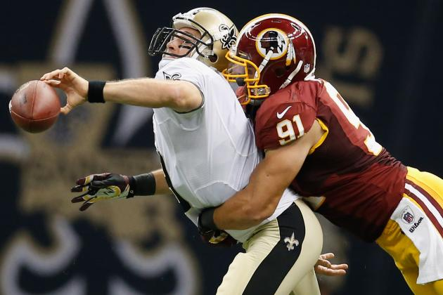 How the Washington Redskins Defense Stifled Drew Brees