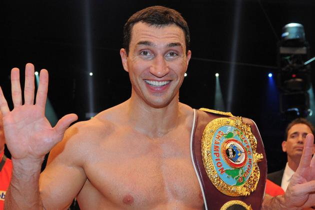 Klitschko Defends Belt After Charr Cut