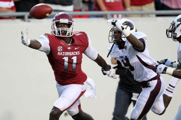 Arkansas Football: Razorbacks Don't Deserve to Be Ranked in Top 25