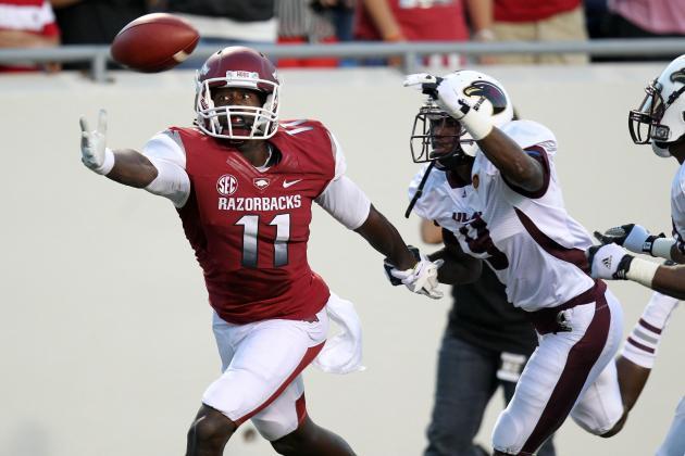 Arkansas Football: Razorbacks Don't Deserve to Be Ranked in Top 25
