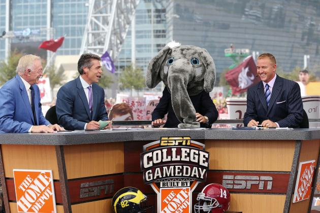 College GameDay Was Wrong to Choose UT vs. UF over Michigan State vs. Notre Dame