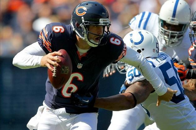 Fantasy Football 2012: Jay Cutler Leads NFC-Focused Revelations for Week 1