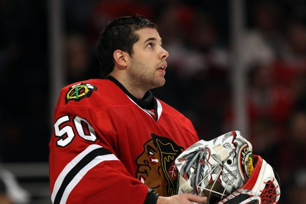 Chicago Blackhawks: Corey Crawford Can Still Be Their Goaltender of the Future