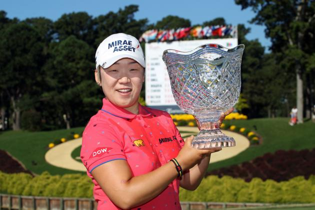 LPGA: Jiyai Shin Defeats Paula Creamer in a 9-Hole Playoff