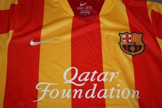 FC Barcelona: The 2013-14 Road Kit Leaked?