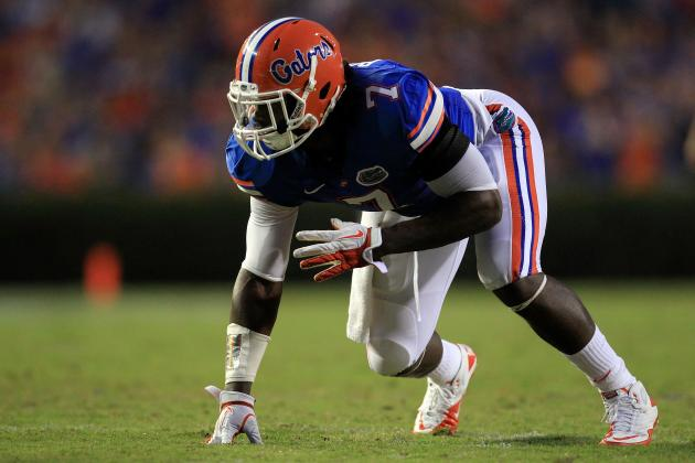 Florida Football: Ronald Powell to Redshirt 2012 Season After Rehab Setback