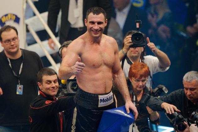 Klitschko vs Charr: Bout Must Not Be the Finale to Dr. Ironfist's Career
