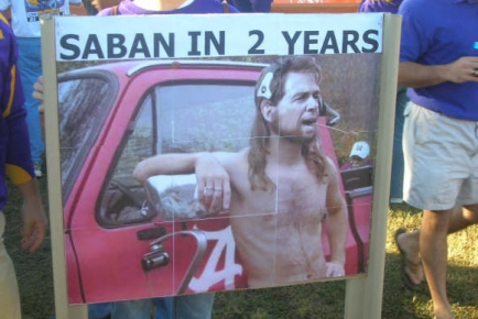 Greatest 'GameDay' Signs Ever